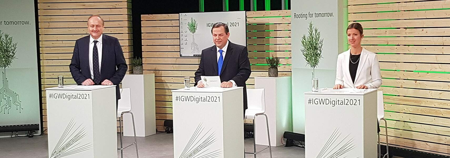 Internationale Grüne Woche Digital